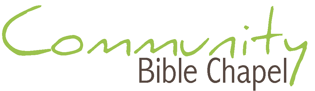 Community Bible Chapel Footer Logo